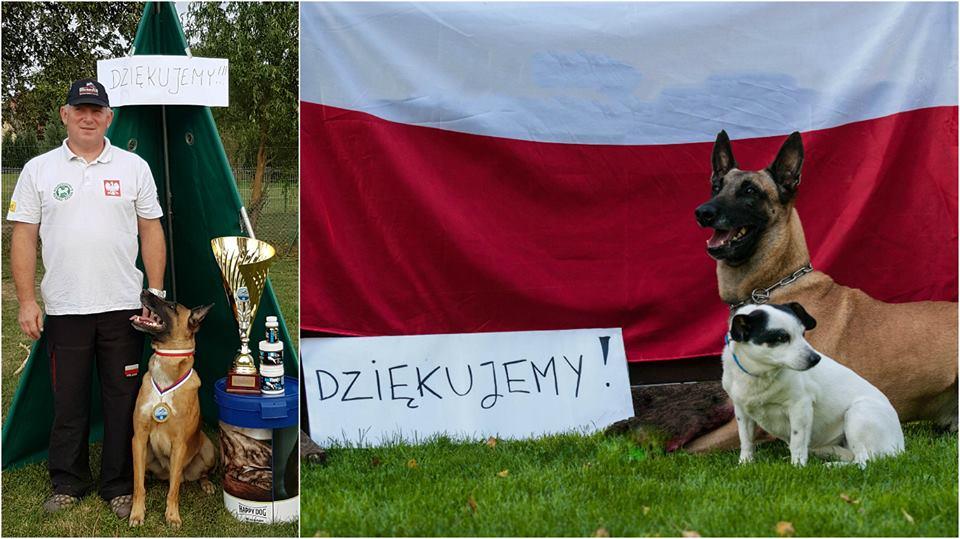 Mistrzostwa Świata IPO w Novej Goricy 14-18.09.2016