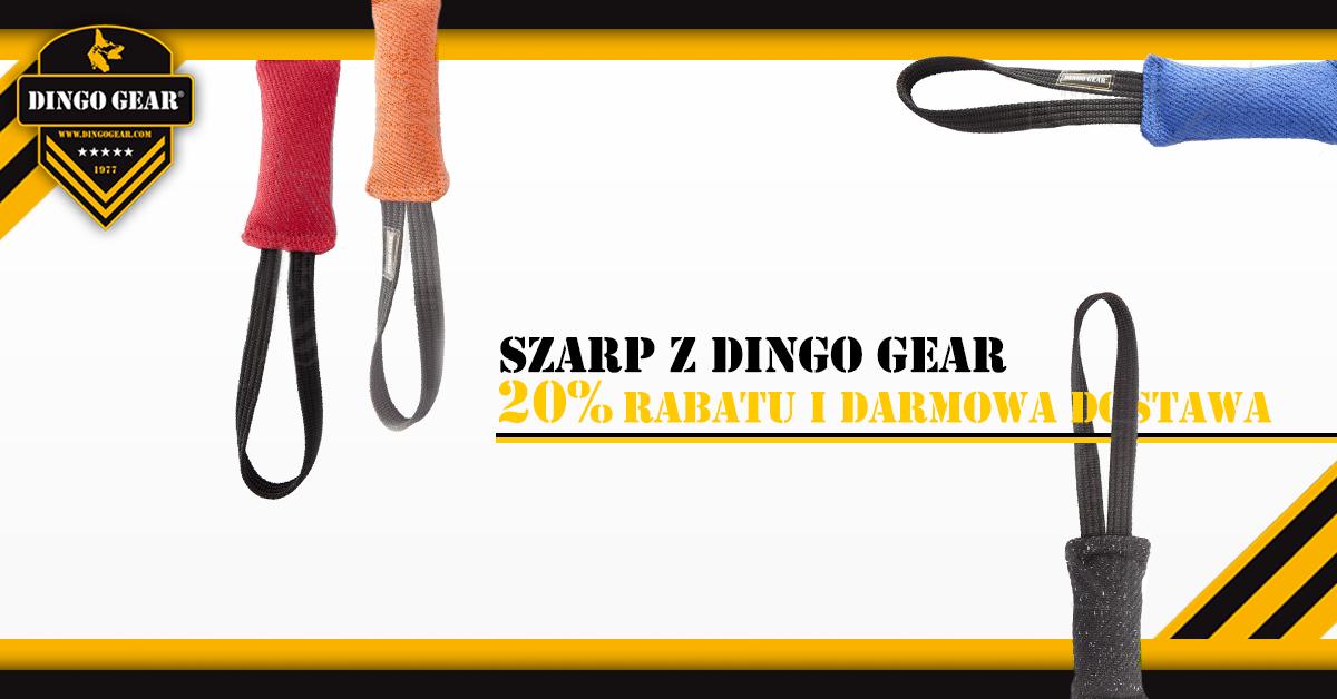 SZARP z Dingo Gear