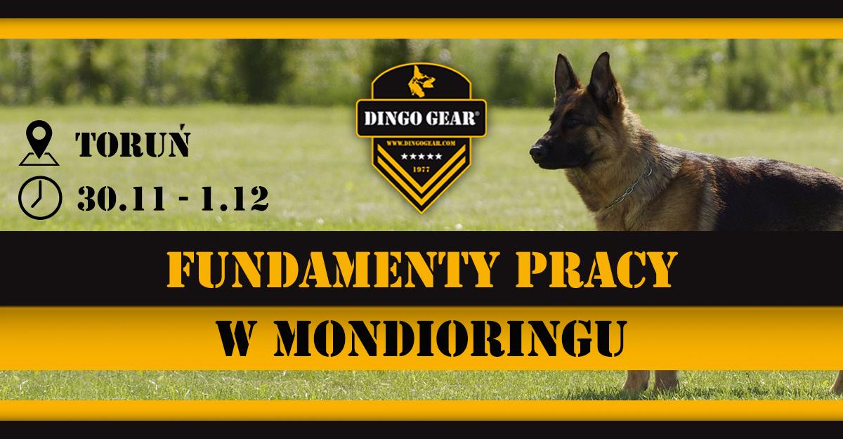 Fundamenty pracy w mondioringu Toruń 30.11-01.12
