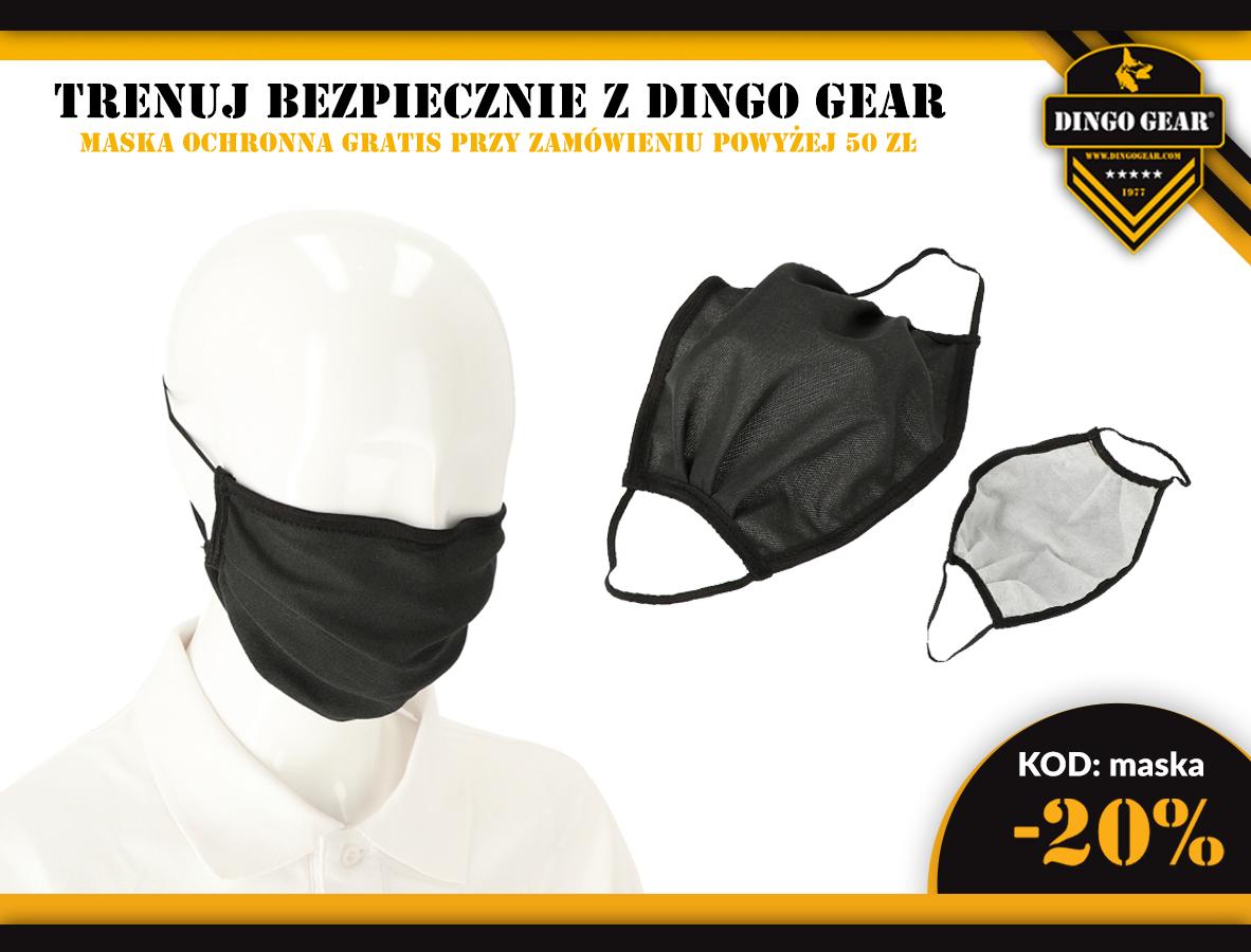 Trenuj bezpiecznie z Dingo Gear
