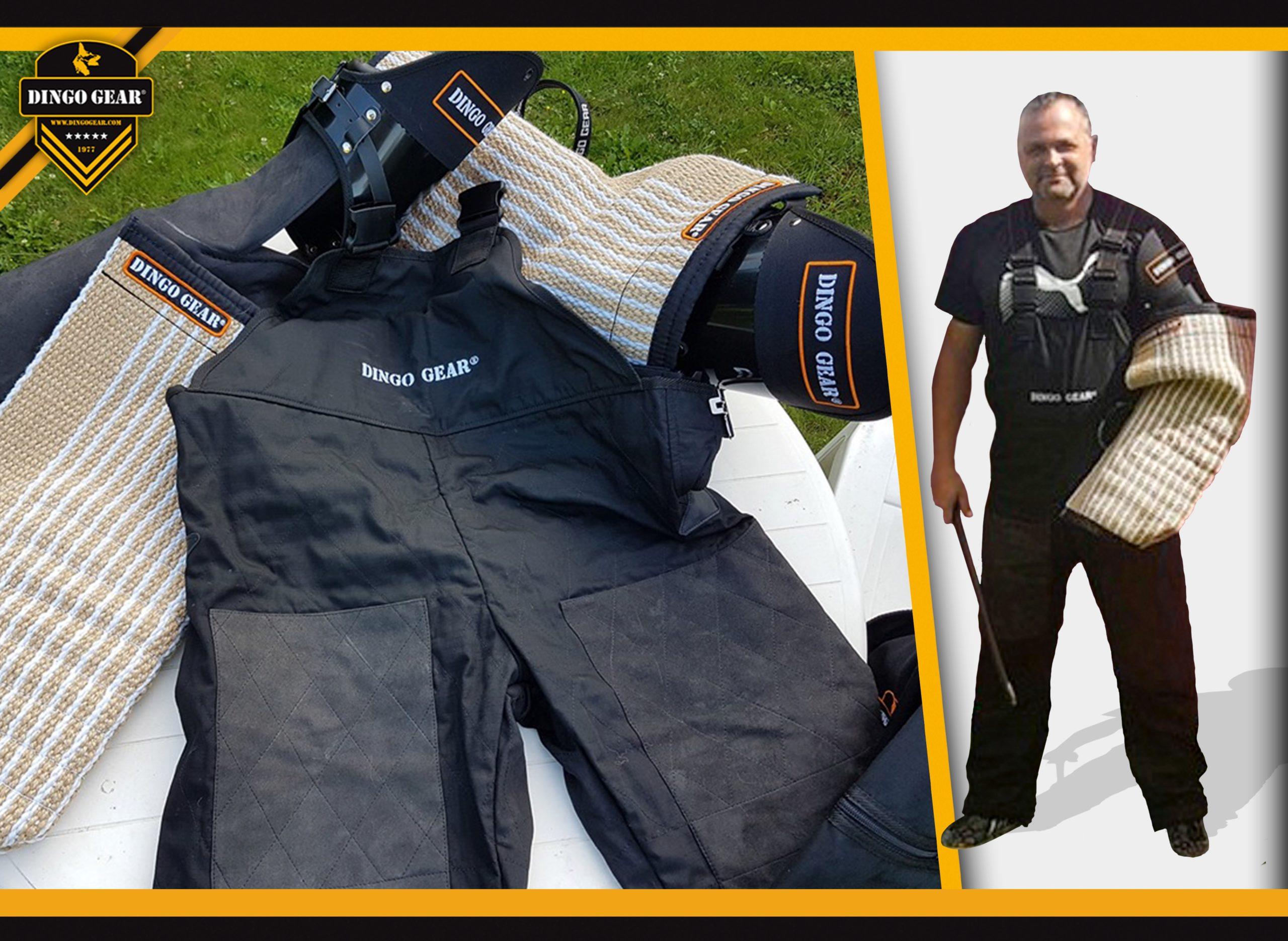 Sprawdź sprzęt i strój pozoranta od Dingo Gear