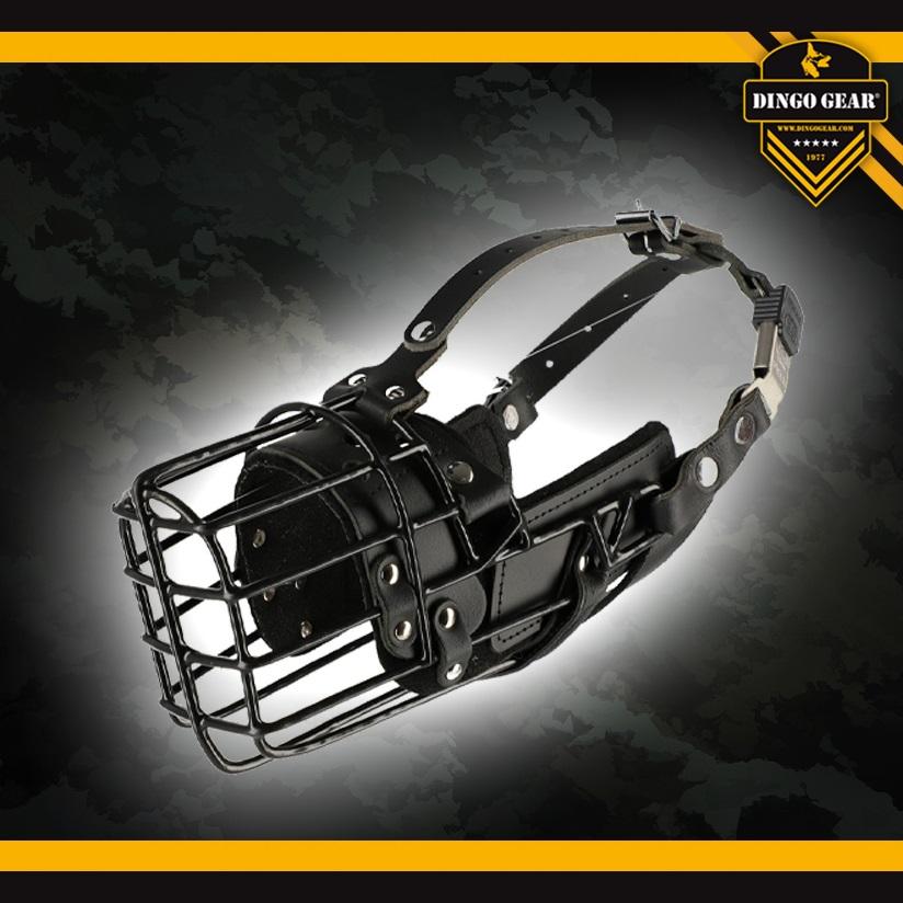 Kagańce fizjologiczne dla psów od Dingo Gear