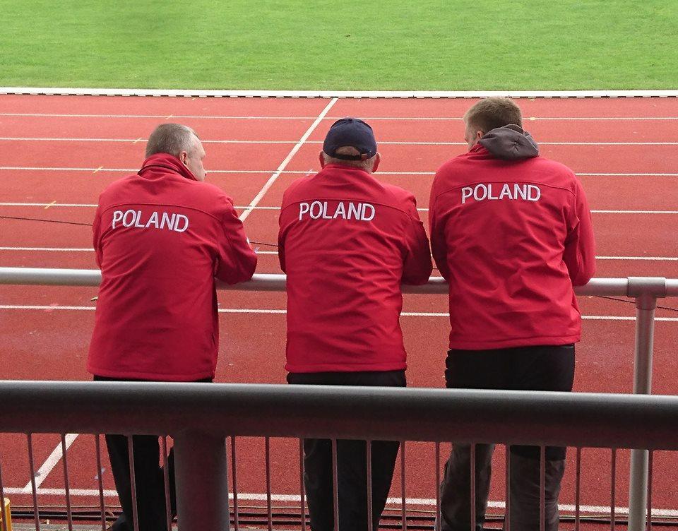 FCI WC IPO Rheine Germany 14-17wrzesień 2017. Team Poland WM FCI IPO zajął V miejsce drużynowo !!!