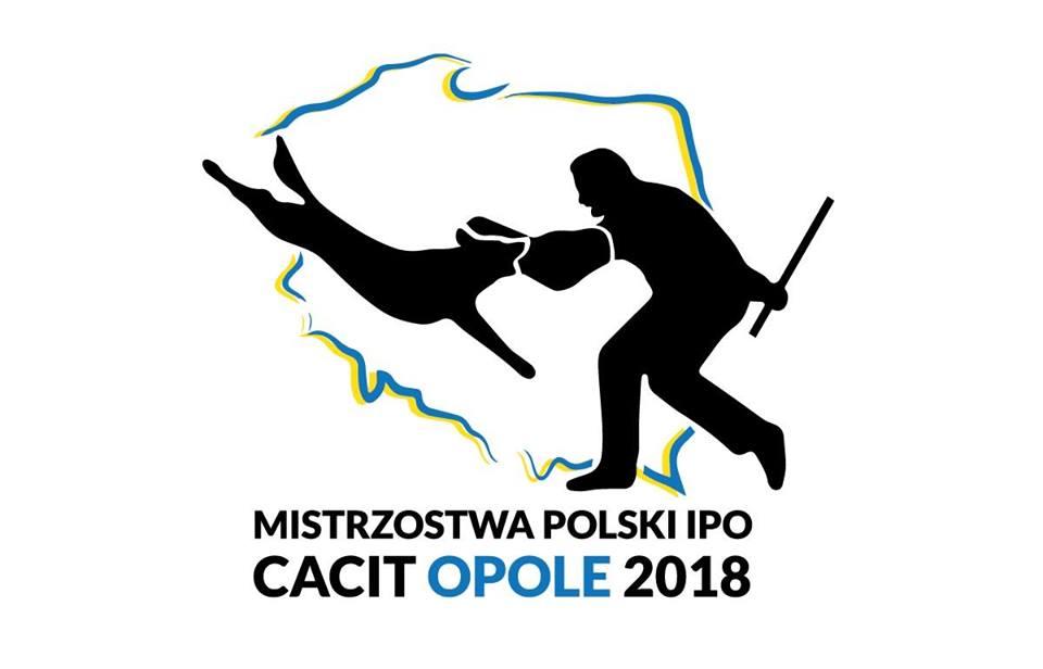 Mistrzostwa Polski IPO CACID Opole 25-27 maj 2018 i Dingo Gear