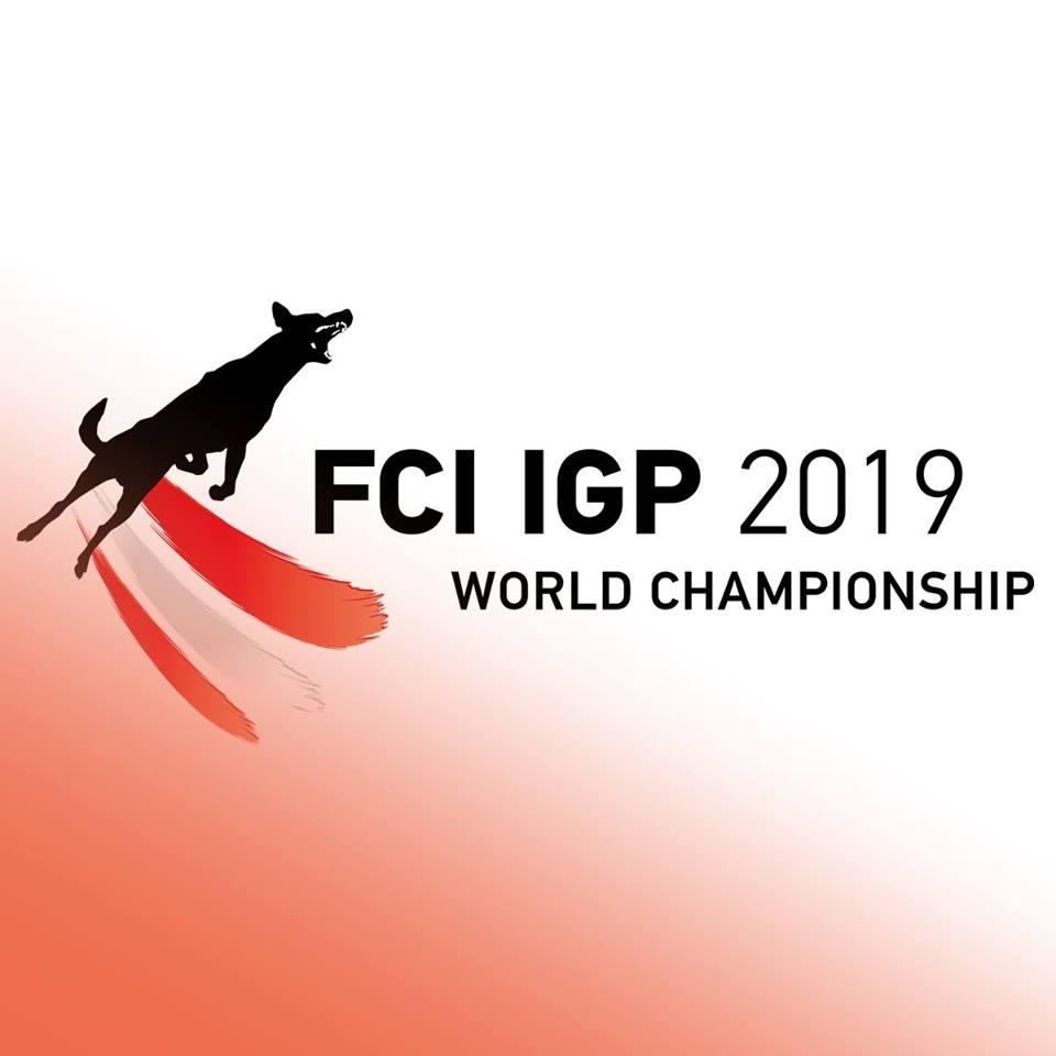 FCI  IGP 2019 WORLD CHAMPIONSHIP AUSTRIA