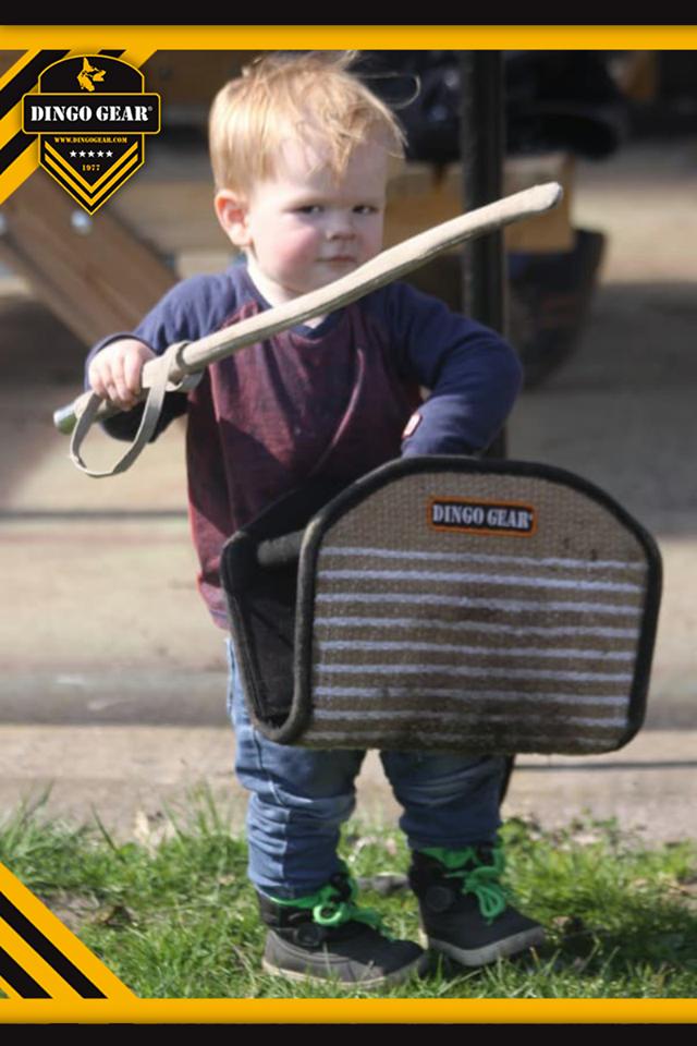 Mały Książę herbu Dingo Gear