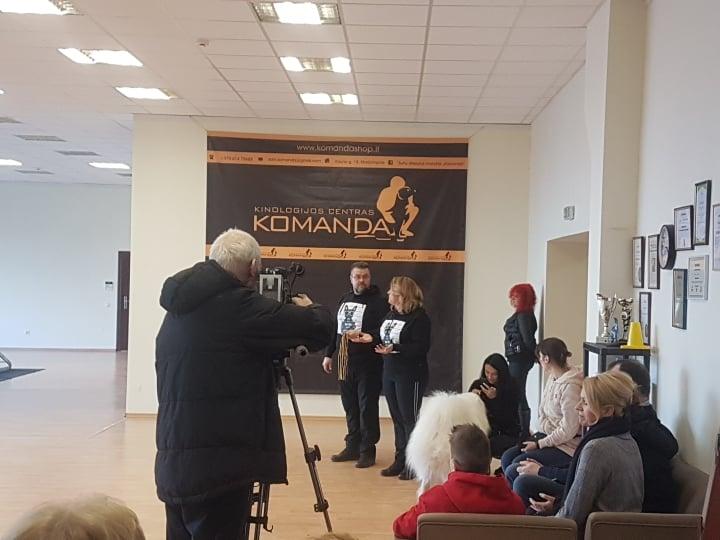 """""""Komanda"""" otwiera nowy obiekt na Litwie."""