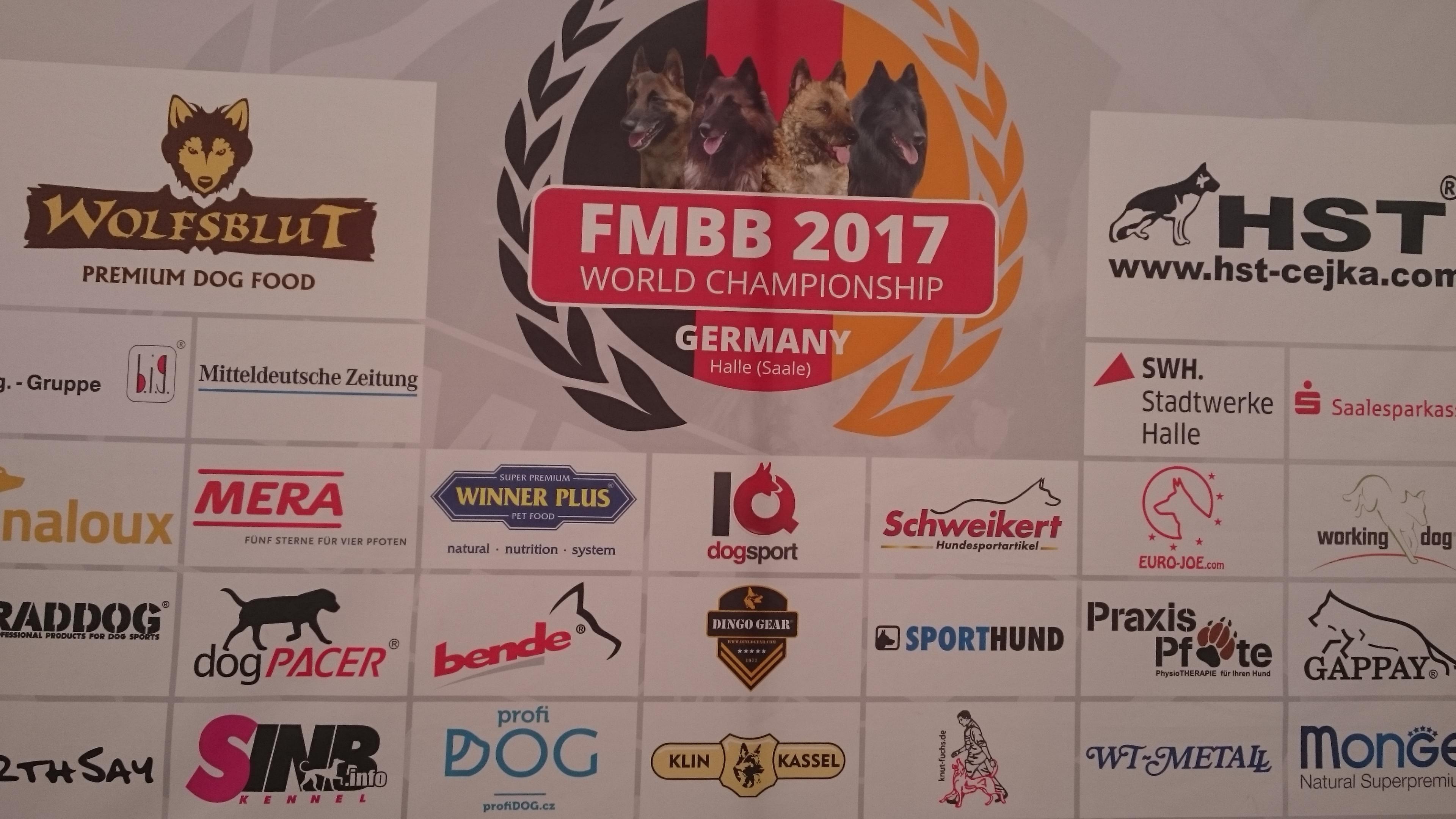 FMBB WORLD CHAMPOINSHIP 2017   Halle Saale