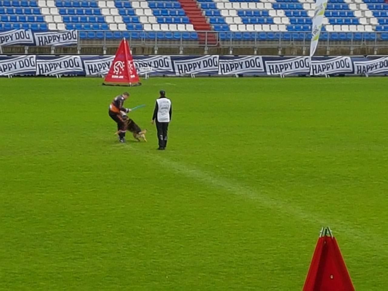 WUSV World Championship Tilburg Holandia 4-8 październik 2017