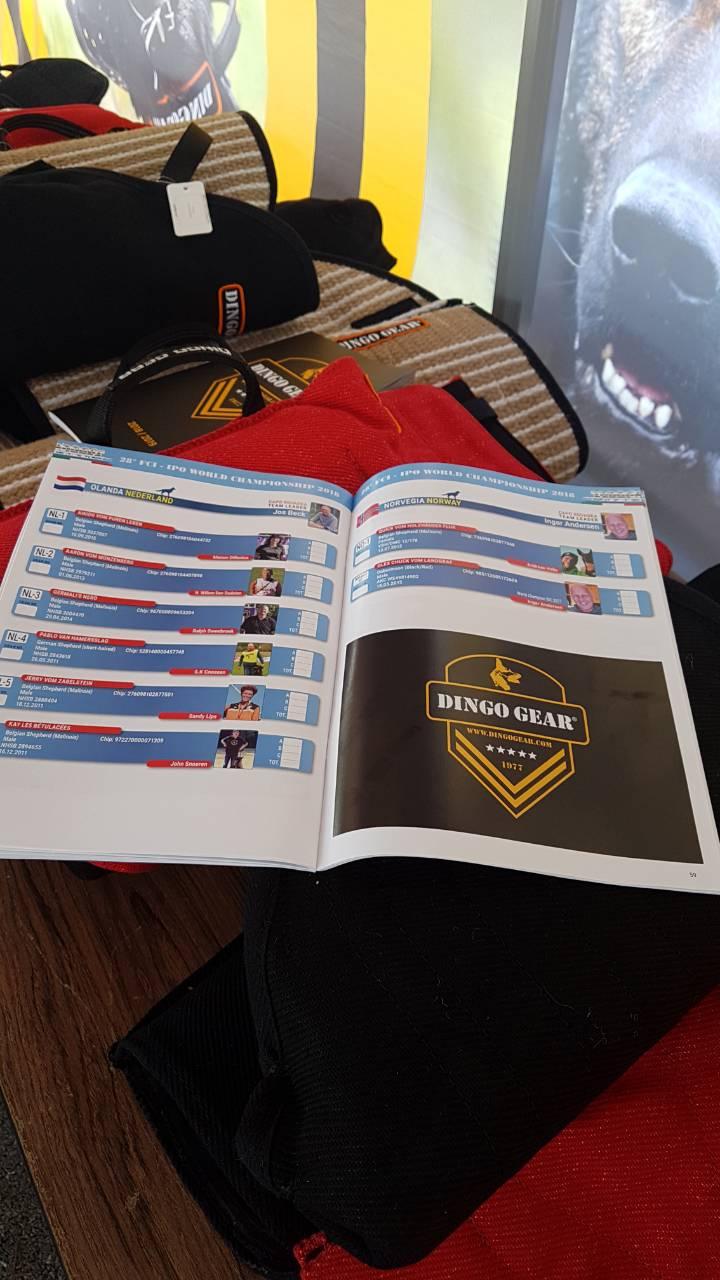 FCI IPO WORLD CHAMPIONSHIP 2018 Lignano Sabbiadoro – ITALY