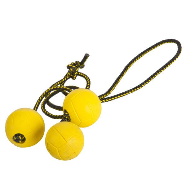 Piłki gumowe