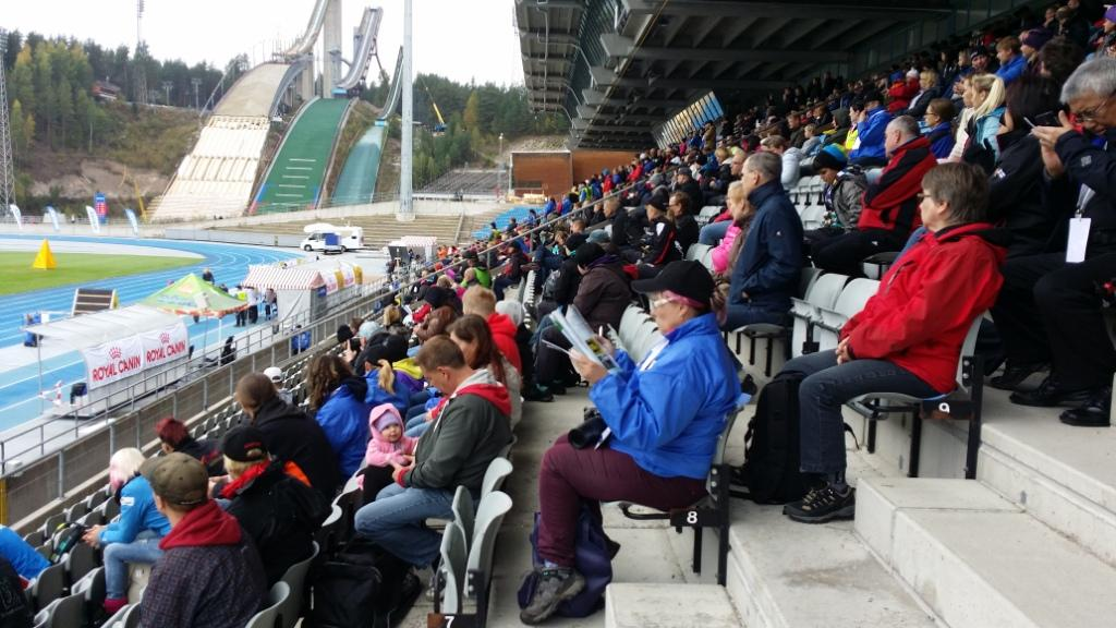 WUSV 2015 Lahti, Finlandia 23-27.09