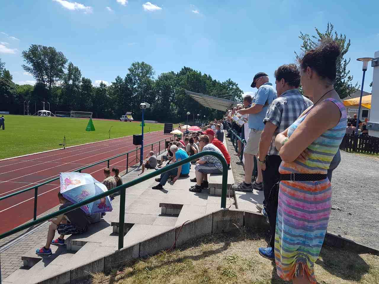 Bundesqualifikation FCI 24./25.Juni 2017 in Leipzig/Taucha