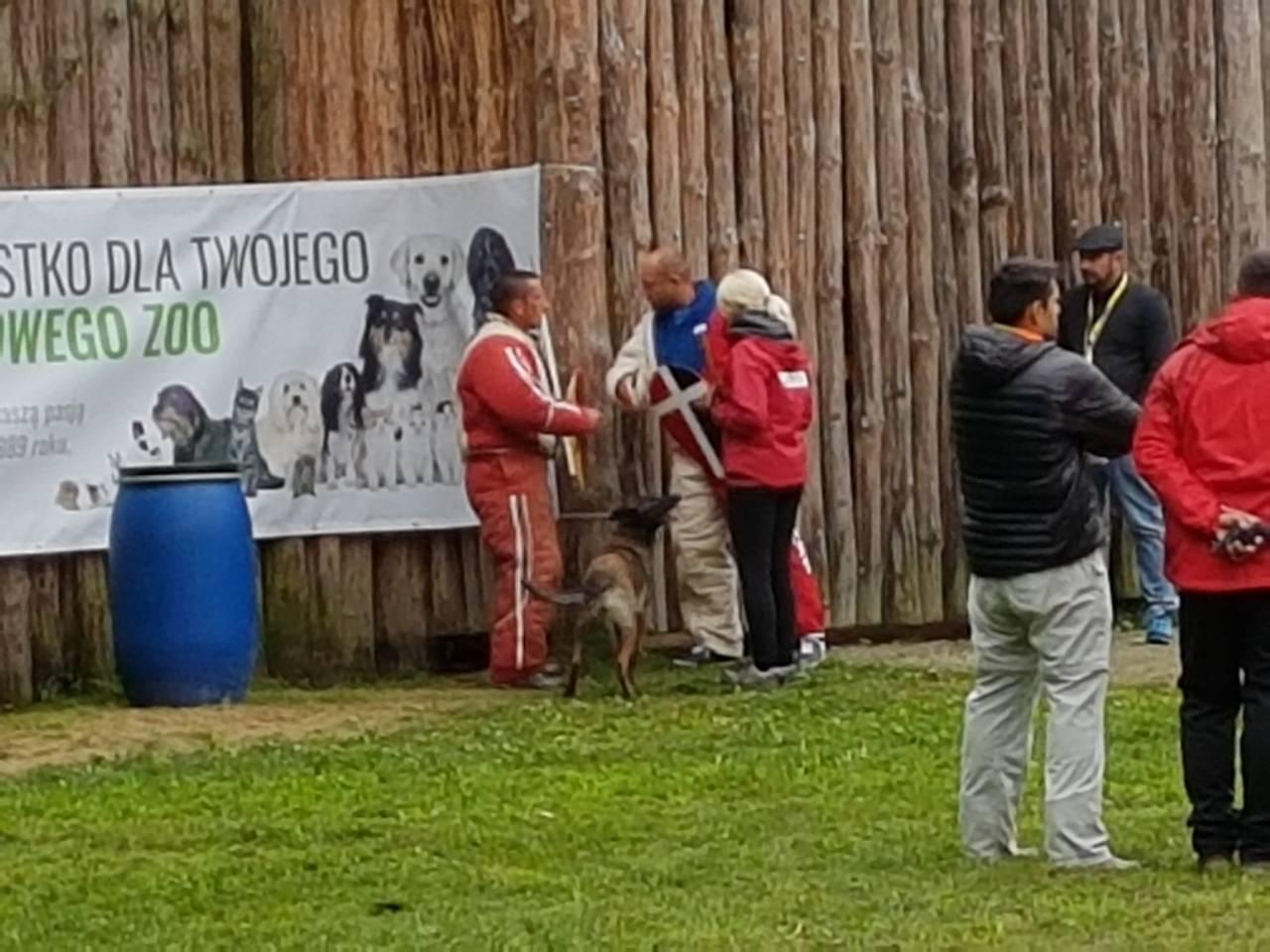 III Międzynarodowe Zawody Mondioringu Racibórz 2-3.09.2017