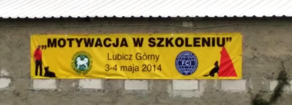 Seminarium – Motywacja w szkoleniu – Lubicz Górny 3 – 4.05.2014