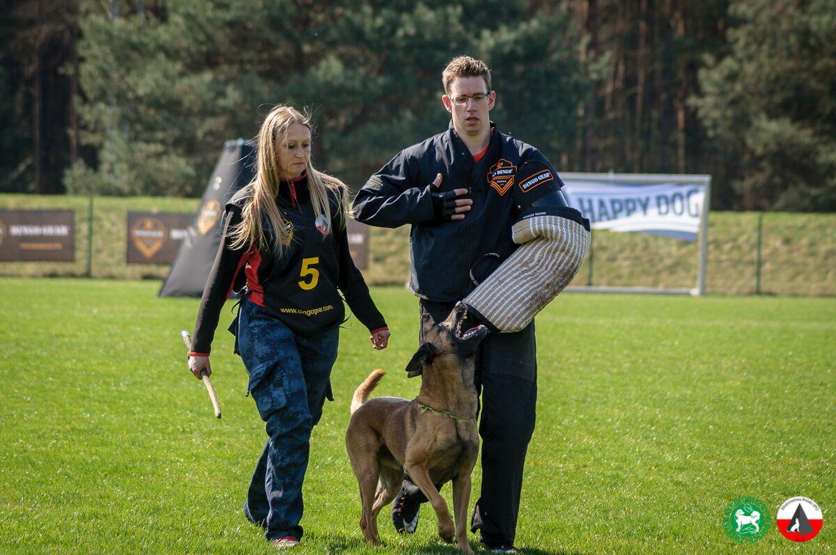 Mistrzostwa Polski IPO, kwalifikacje do MŚ FCI i WUSV 1-2 kwietnia 2017