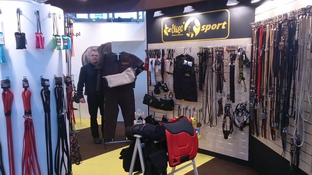 Dingo-Sport na Interzoo 2014