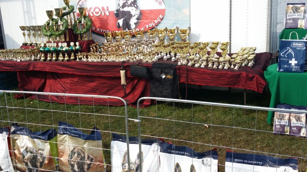 XXXIII Wystawa Klubowa Owczarków Niemieckich – Przasnysz 20-21.09.2014